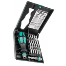 05057111001 Wera kraftform kompakt 71 securit bit-set 32-delig