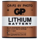 GP fotobatterij lithium  DL223A
