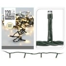 Mini LED 120 lamps warm wit voor buiten