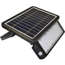V-tac led solarlamp 10watt 4000K zwart IP65