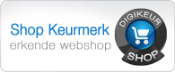Digikeur Webshop Keurmerk